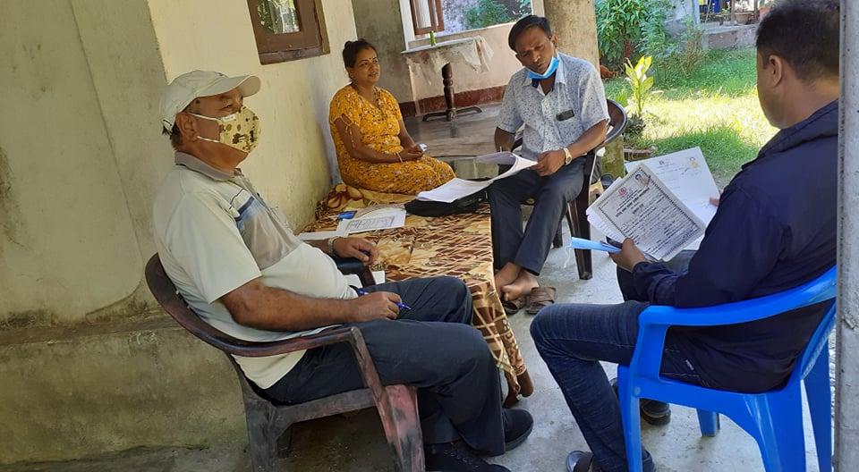 नेपाल लाइभस्टक सेक्टर इनोभेसन आयोजनाका लागि ९ वटा कृषि फर्म छनौट