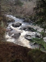 The magic Findhorn River
