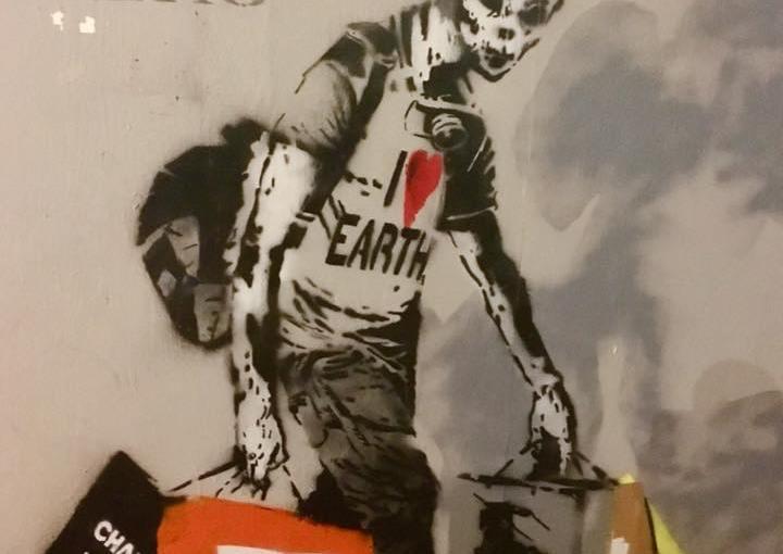Regent Street art