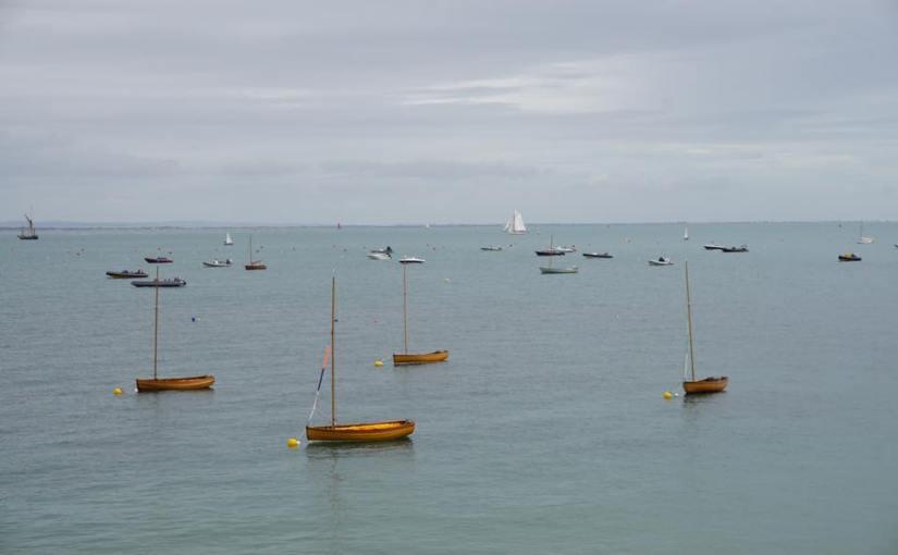 Isle of Wight hike