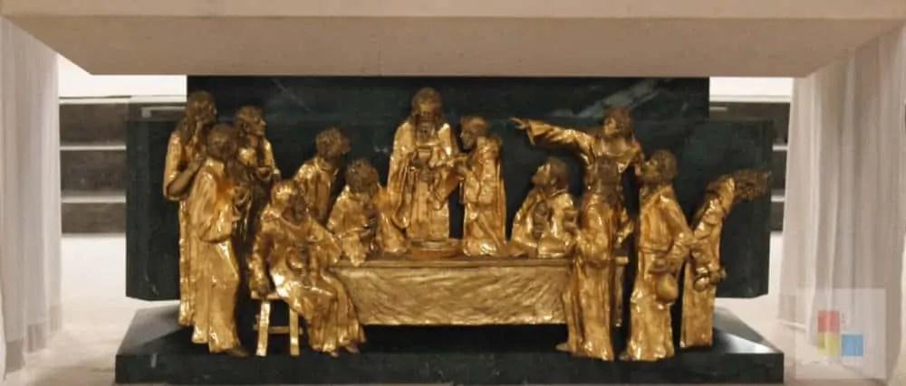 Der neue Altar