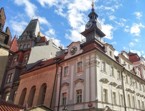 Еврейская ратуша Праги