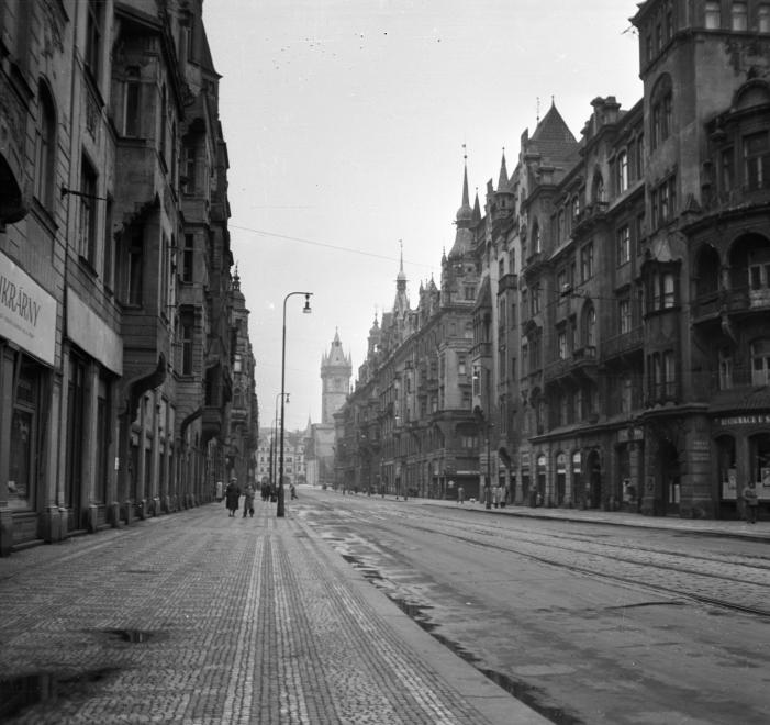 Pařížská ulice