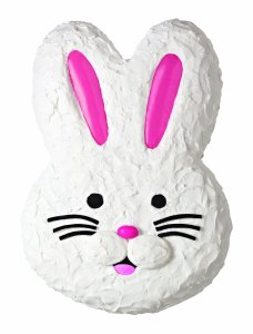 Wilton also makes this great Easter Bunny cake pan as an alternative.