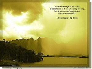 1 Corinthians 1 18