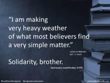 C S Lewis Quote
