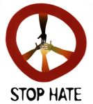stop-hate-peace-sign