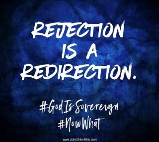 rejectionisaredirectionGodissovereign