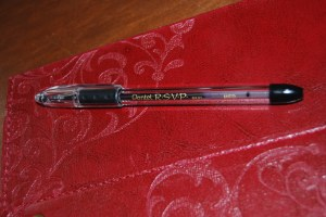 pentel pen