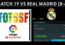 FIFA mobile TOTSSF Laliga special Match 19 | Insane match against Real Madrid | I really felt tough