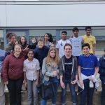 A trip to Collège Montessori de Lyon