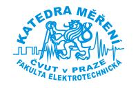 katedra měření ČVUT - FEL Praha