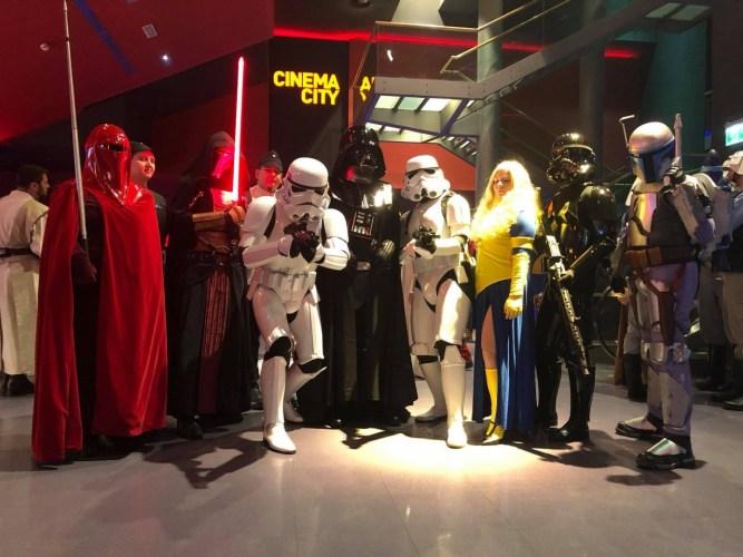 501. Legie Czech Garrison - Star Wars kostýmy