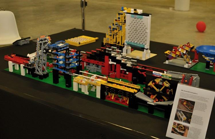 LEGO třídička, LEGO kuličkodráha