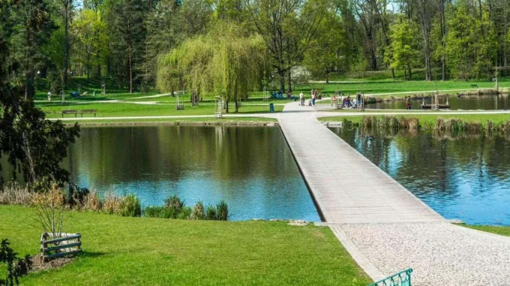 """Prague's """"Central Park"""" An oasis of peace and relaxation"""