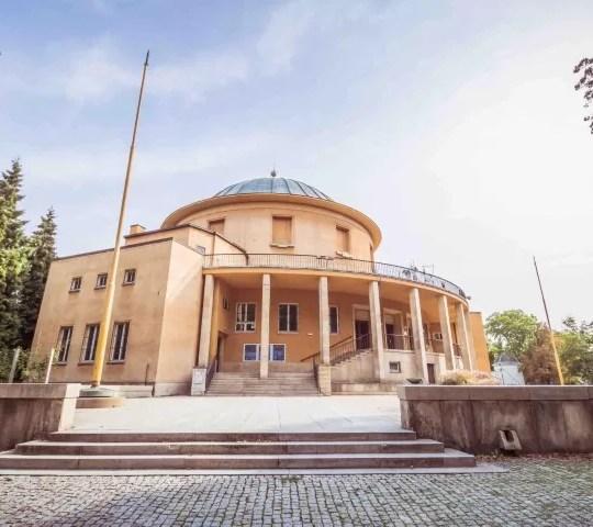 The Planetarium Prague