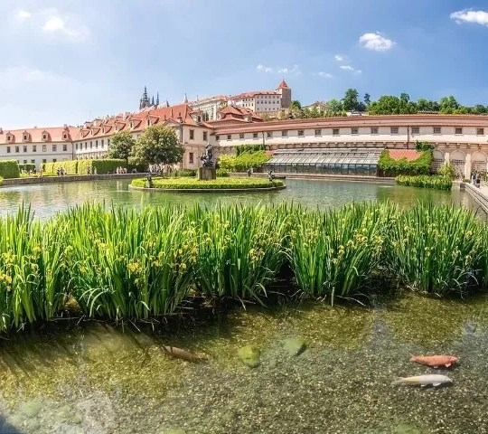 7 Most Beautiful Parks and Gardens in Prague