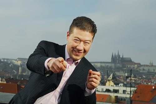 Tomio Okamura SPD chairman