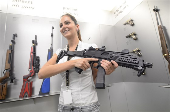 Ceska Zbrojovka Employee Models Assault Weapon