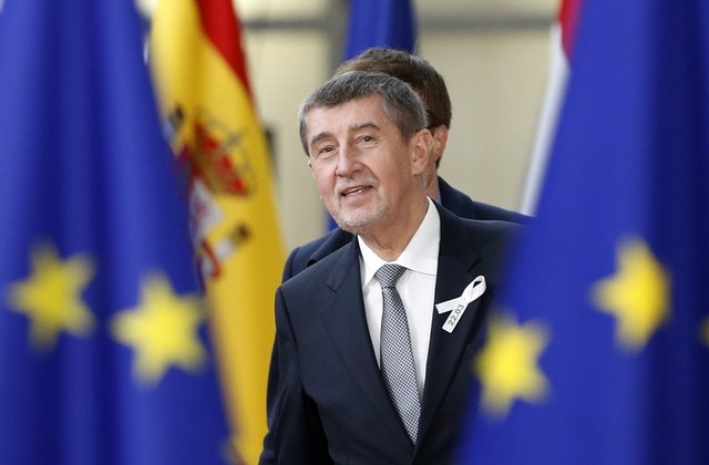 Andrej Babis European Union