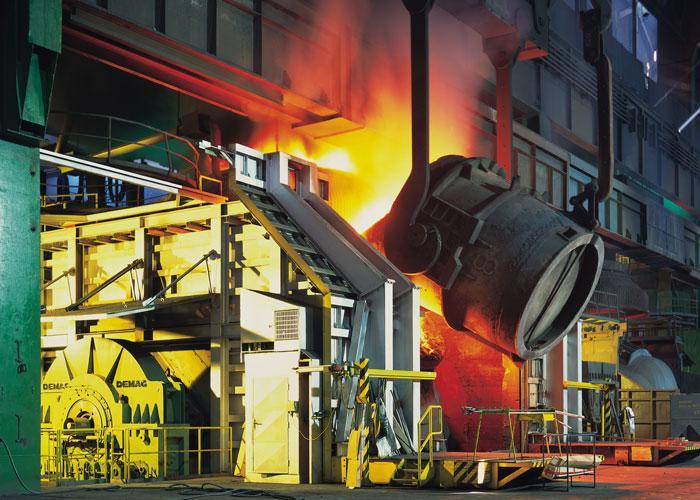 Slovakia Steel Mills
