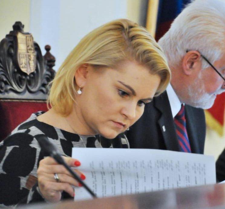 Czech Justice Minister Tatana Mala