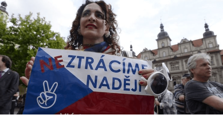 Protests against babis