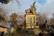 prague steps, personal prague tour guide, prague tours, slavín cemetery, vyšehrad