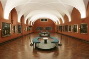 Prague, art in prague, Picture gallery at the Prague Castle, Tizian, Rubens, Rudolph II