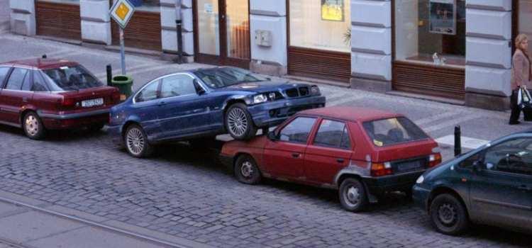 Parkování na Praze 6 – rezidenti v pasti