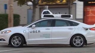 Uber's Self-driving vehicle