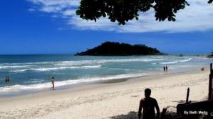 Praia Branca - Guarujá