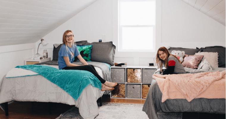 Attic Bedroom Update 2