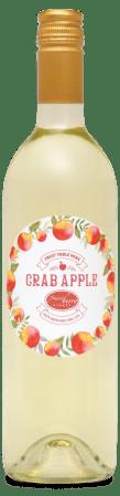 Crab Apple wine by Prairie Berry Winery