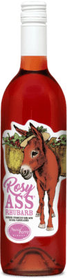 Rosy Ass Rhubarb