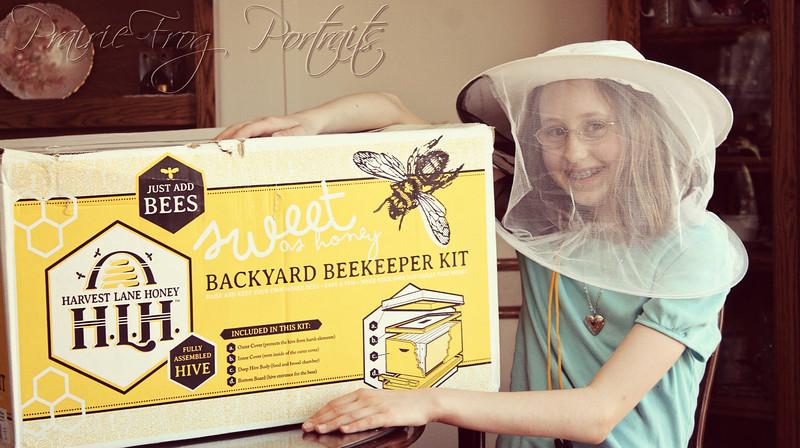 Bee Keeper Kendra