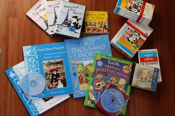 French Language Treasures!
