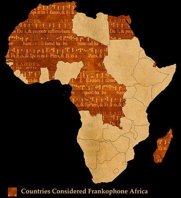 French Speaking Countries in Africa