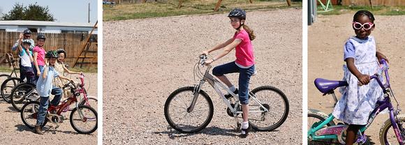 Bikers Embark Click to Enlarge