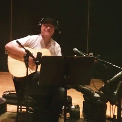 Cathy Graham – Nashville Recording Session