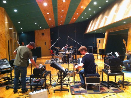 """Cathy Graham Recording """"Heart of a Prairie Girl"""" Album in Nashville, Tennessee"""