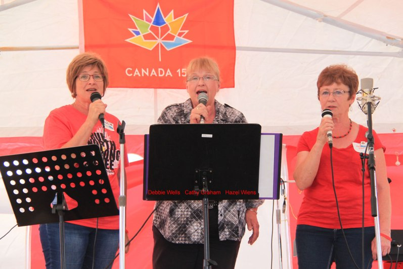 Manitou Lake Canada Day Concert 2017