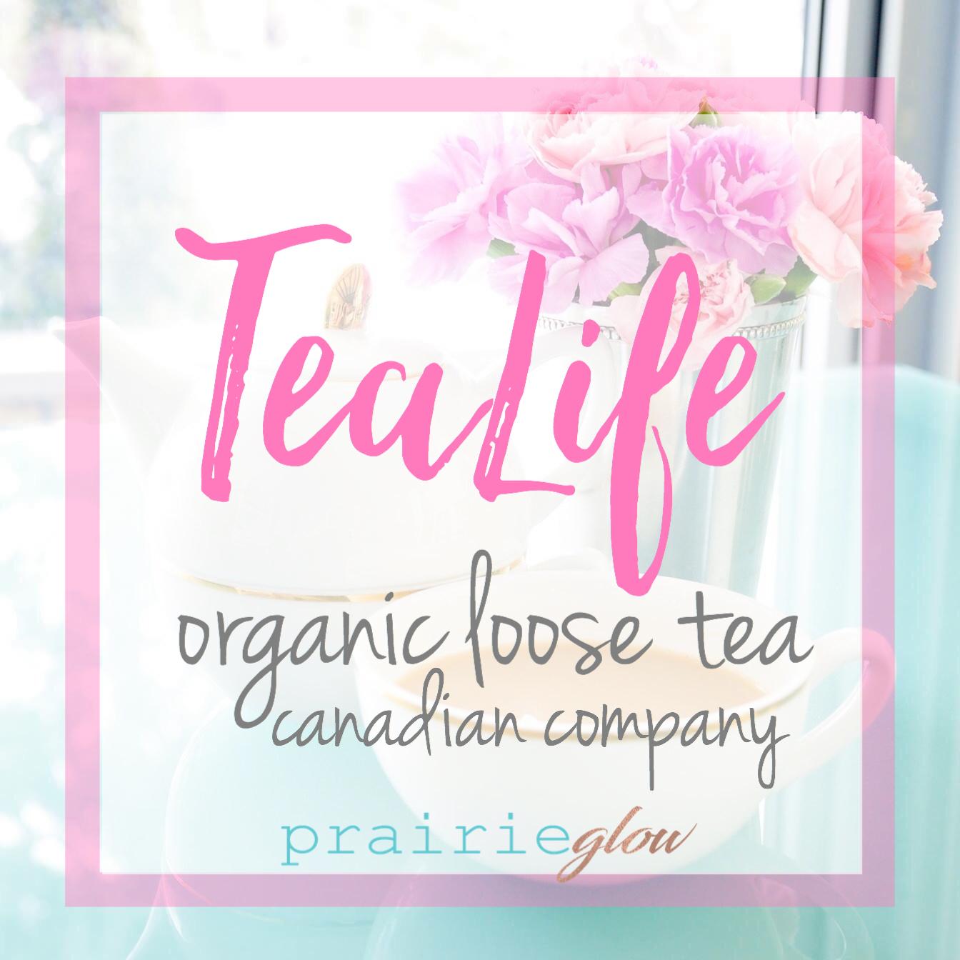 tealife organic loose tea
