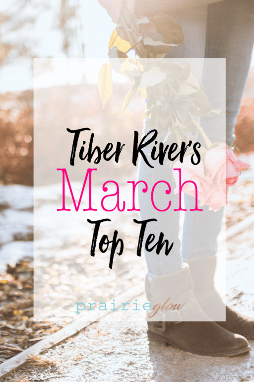 tiber river top ten prairie glow