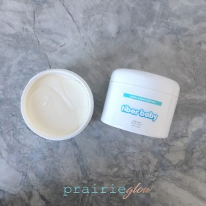 belly butter tiber river naturals prairie glow