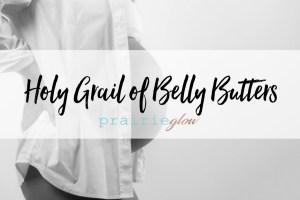 belly butter tiber river naturals praire glow