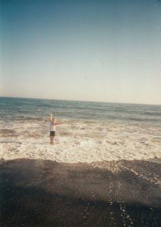 Zuma Beach, CA, Summer 2000
