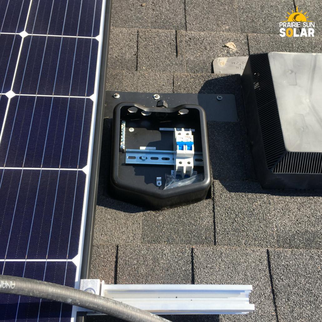 SolaDeck - Solar Combiner Box
