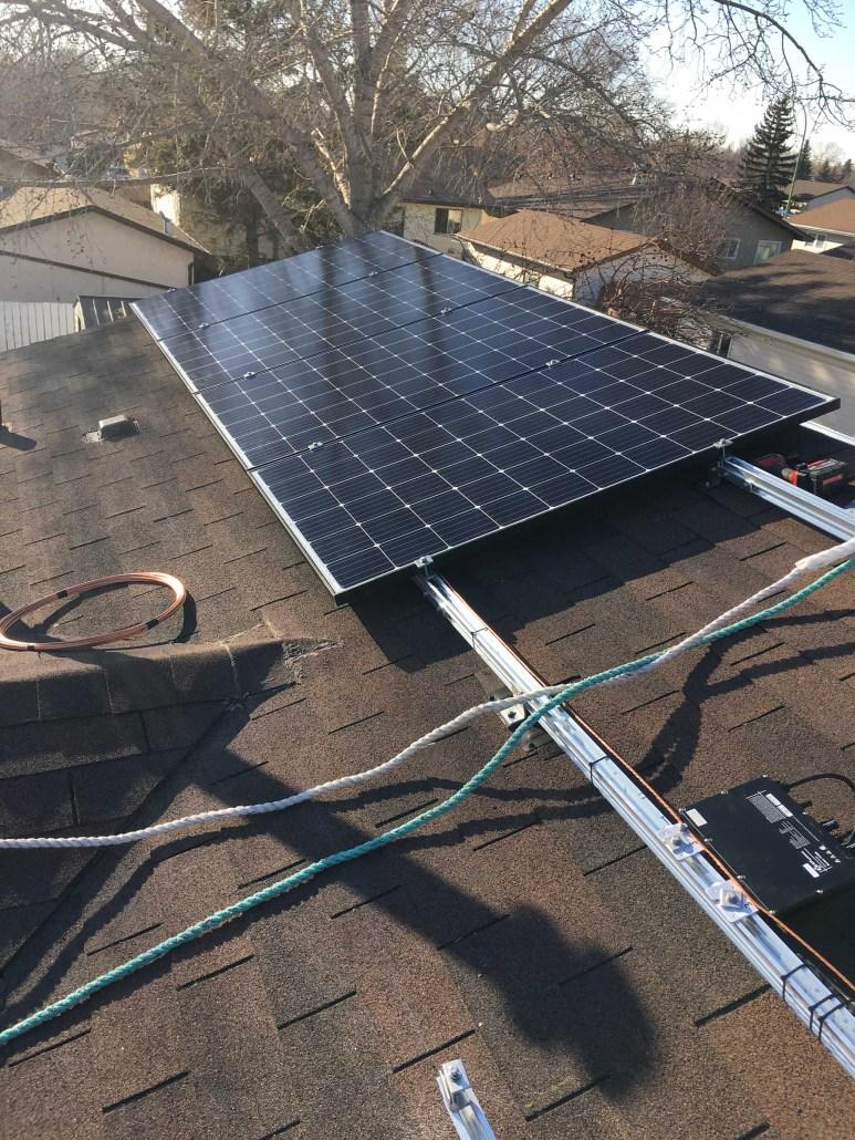 install solar panels in estevan