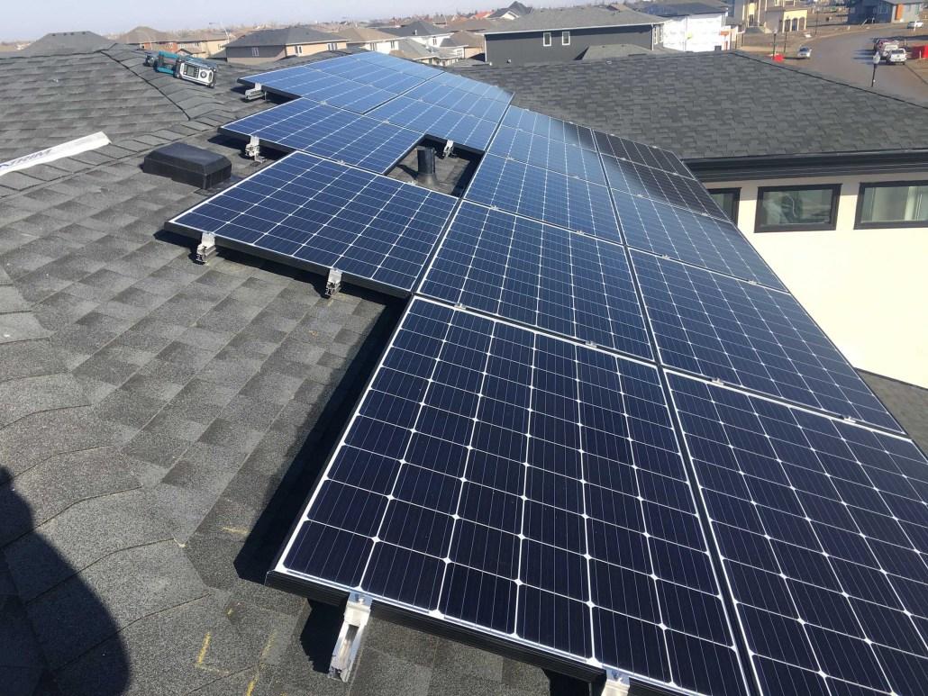install solar panels in Weyburn Saskatchewan